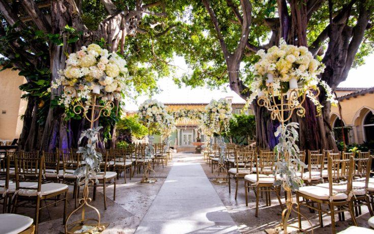 wedding reception venue south florida