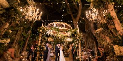 boca raton outdoor wedding reception