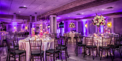 wedding reception space boca raton